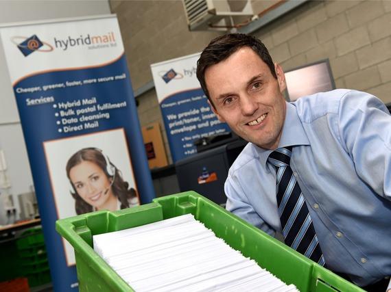 colum cortney hybrid mail solutions