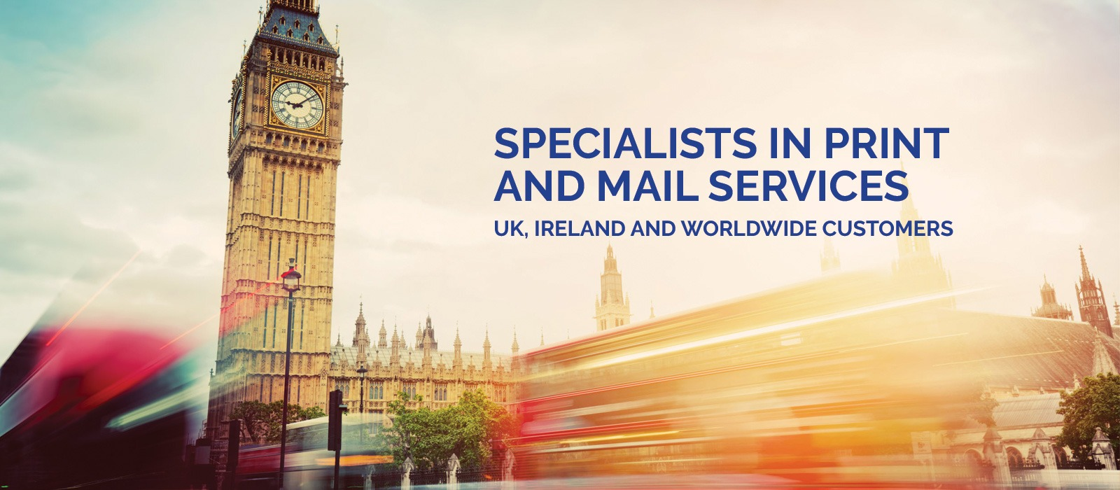 Specialist Mail Services